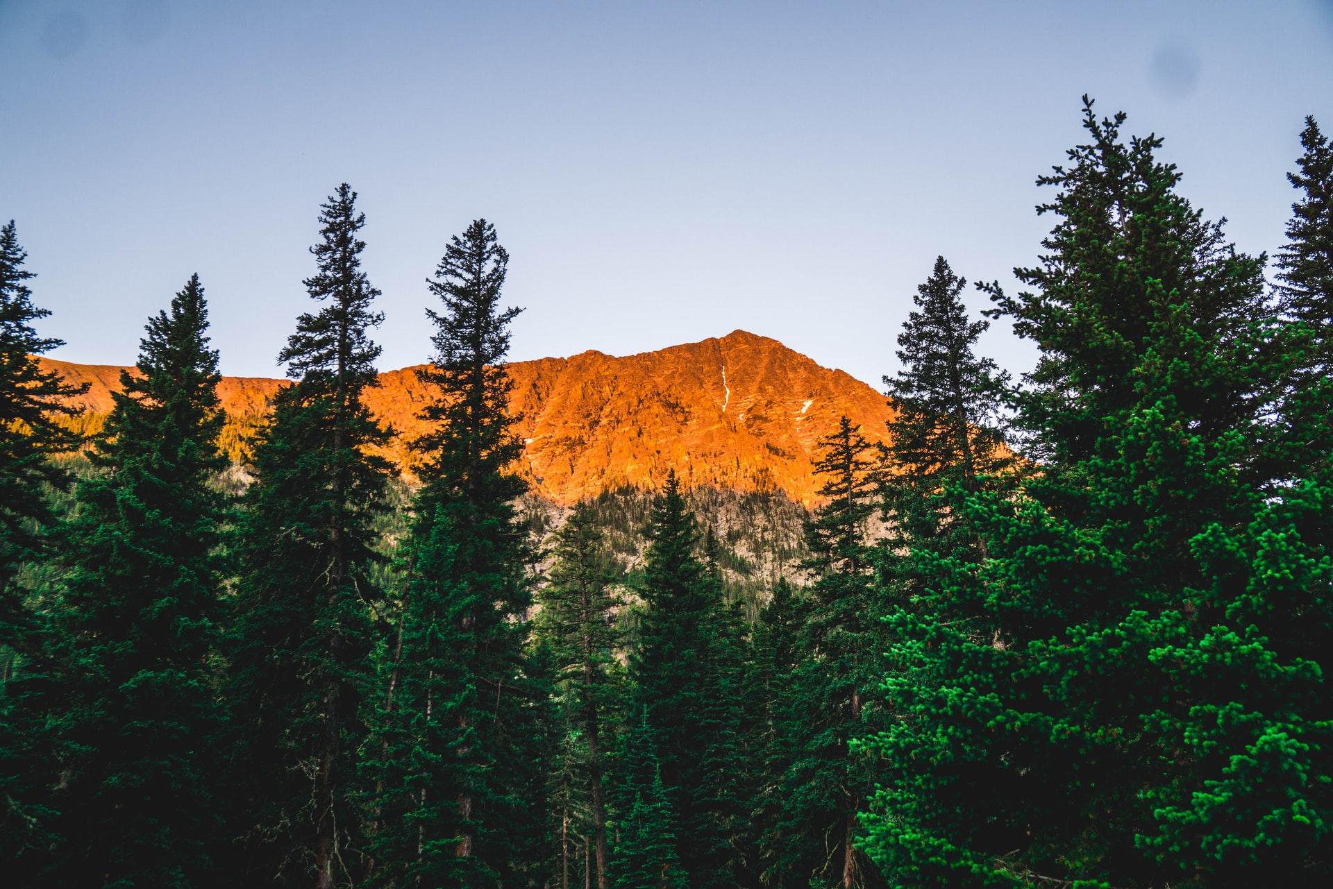 Paisagem no Montana, Estados Unidos